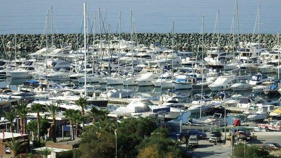St Raphael Resort: The marina