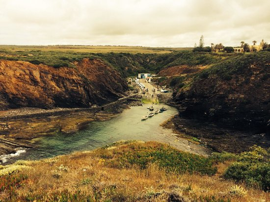 Algarve, Portugal: Porto Pescadores - Zambujeira do Mar