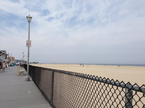 Point Pleasant Beach: Northern end of PPB