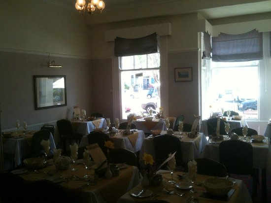 The Grand Ash: Restaurant
