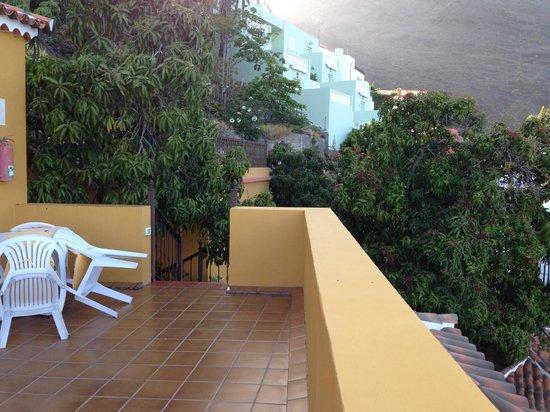 Hotel Jardin Concha: Habitación con terraza
