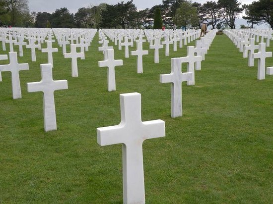 Normandy Battle Tours: Normandy American Cemetery and Memorial