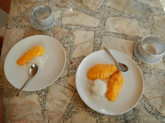 Ying's Thai Cooking Class: nachtisch
