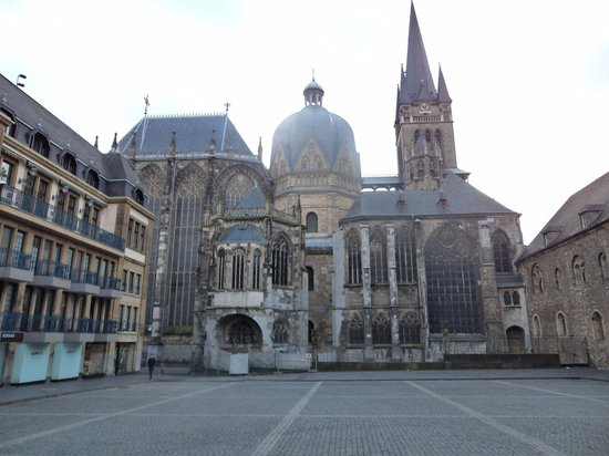 Aachen Cathedral (Dom): Dia