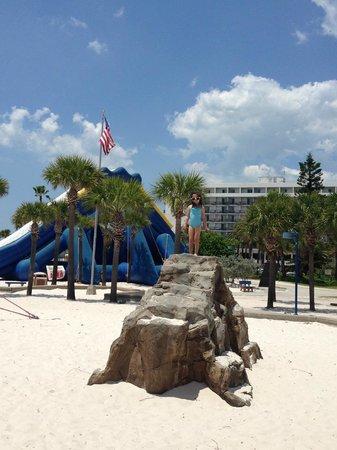 Pier 60: playground