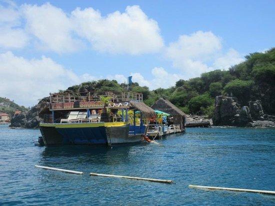 Tiki Hut Snorkel Park: The Tiki Hut