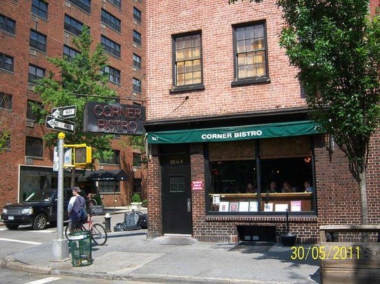 Photo of Nightclub Corner Bistro at 331 W 4th St, New York, NY 10014, United States