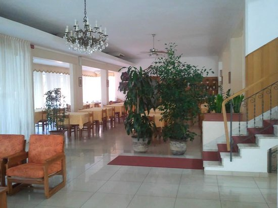 Hotel Donatello : Hall hotel