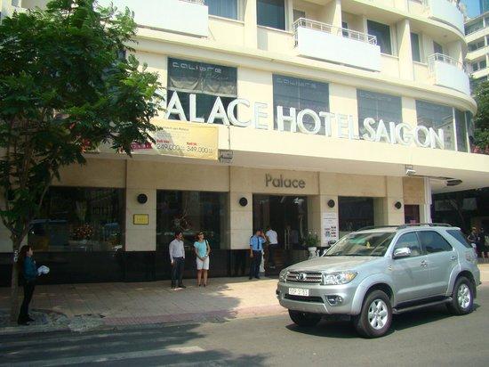 Palace Hotel Saigon: restaurante muito bom