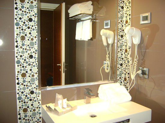 Esh Executive Style Hotel: bagno