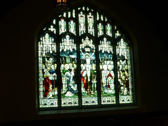 Christ Church Cathedral: Stained Glass Windows