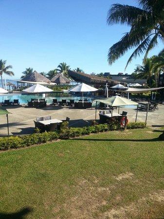 Wyndham Resort Denarau Island: Another view from Balcony
