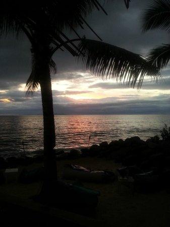 Wyndham Resort Denarau Island: Another beautiful sunset