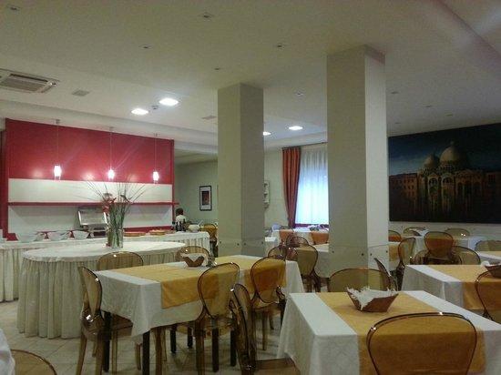 Imperia Hotel: Sala da pranzo