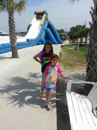 Camp Gulf : Hippo Slide