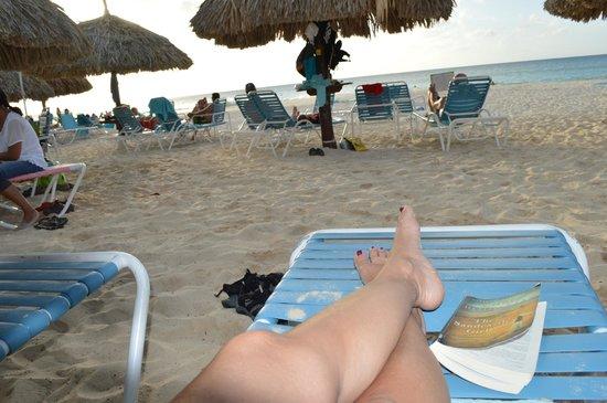 Eagle Beach: Ahhhhhh......