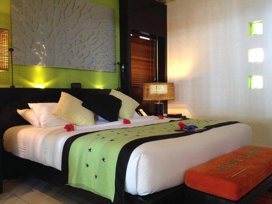 Angsana Ihuru: ベッドルーム