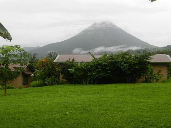 Arenal Springs Resort and Spa: The View