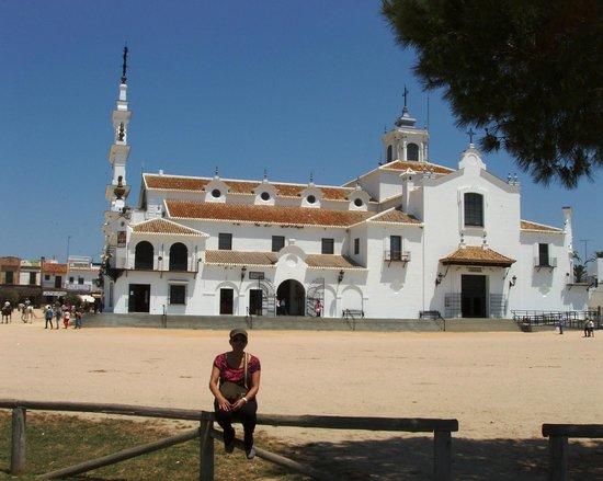 Ermita de El Rocio: hermita/2