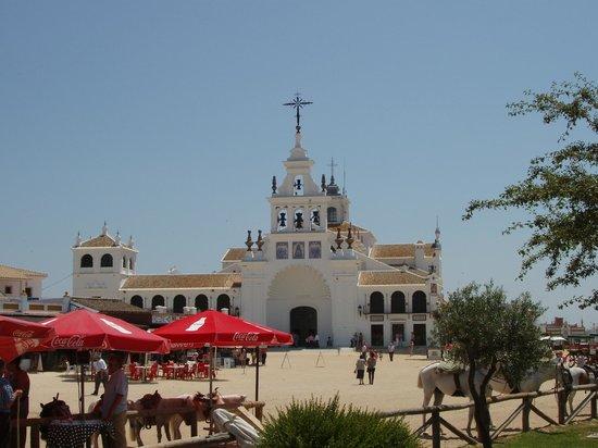 Ermita de El Rocio: hermita/1