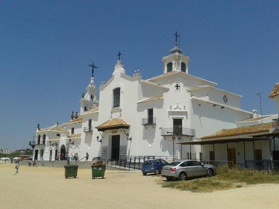 Ermita de El Rocio: hermita/3