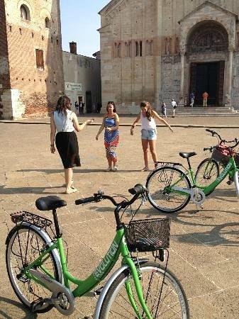 Bike Evolution S. Zeno rent a bike