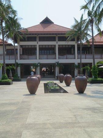 Furama Resort Danang : Hotelgelände