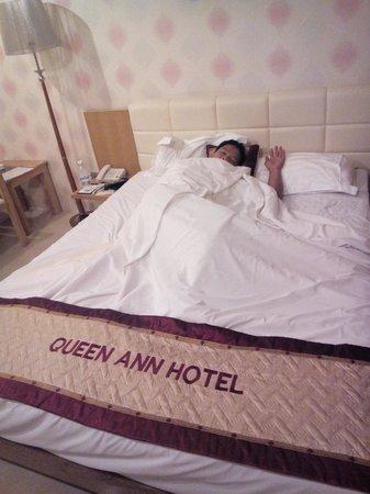 Queen Ann Hotel: R&R