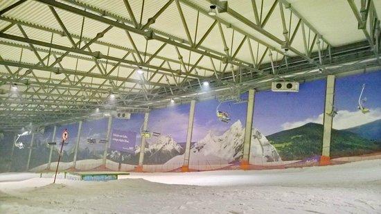 Snow Arena: Подъемники