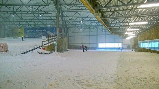 Snow Arena: Горка