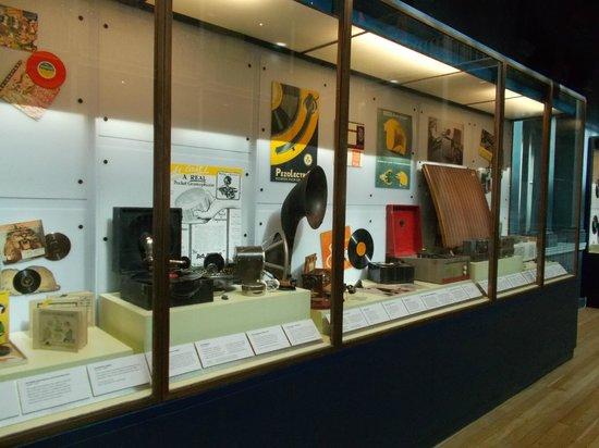 Museo Nacional de Escocia: Display case