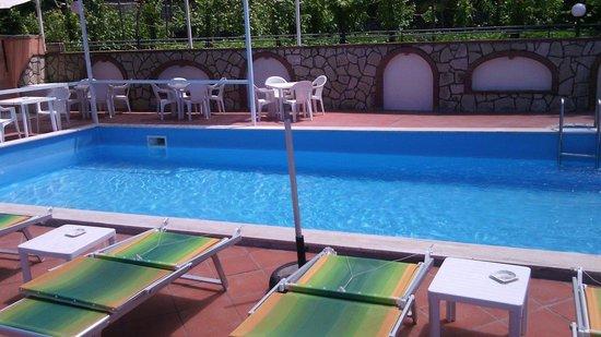 Hotel Il Girasole: Piscina