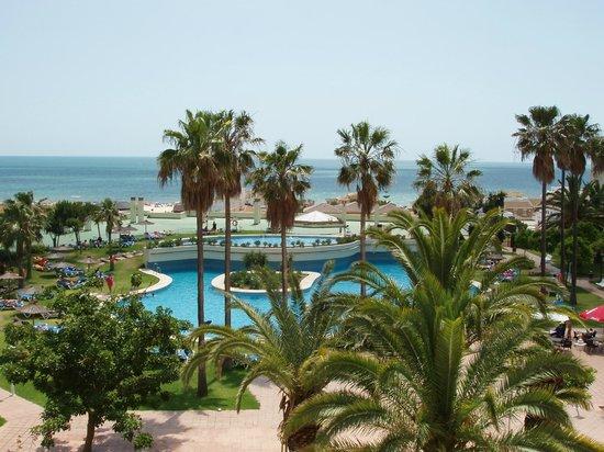 Gran Hotel del Coto: piscina