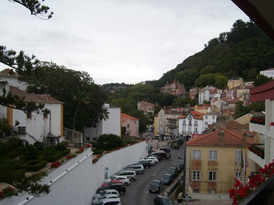 Hotel Tivoli Sintra: Центр Синтры.