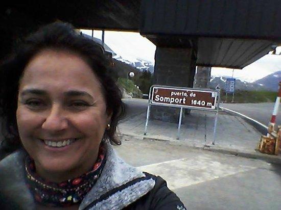 Route of Santiago de Compostela: França/Espanha.
