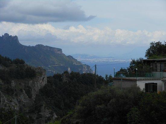 Villa Maria Bed and Breakfast: Amazing views