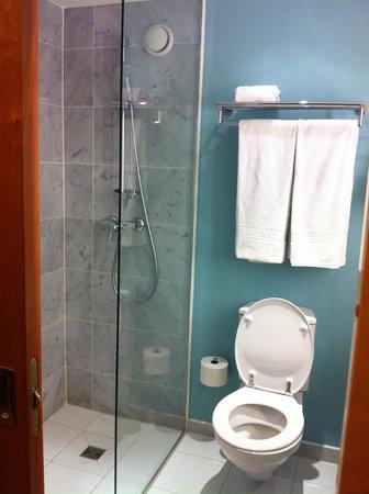 Sheraton Stockholm Hotel: Bom banho
