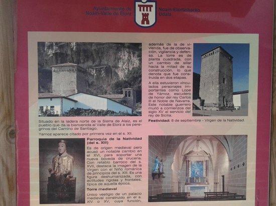 Route of Santiago de Compostela: Indicações do Caminho da Santiago.