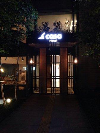 Hotel La Casa : night peaceful