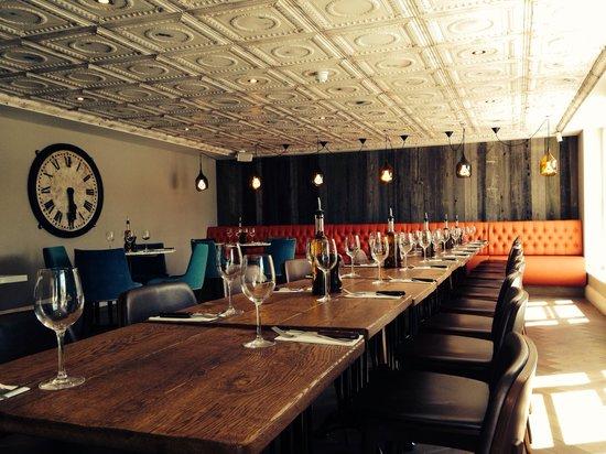 Wildwood Restaurant & Bar: We love big parties!