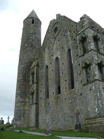 Rock of Cashel: Vista esterna