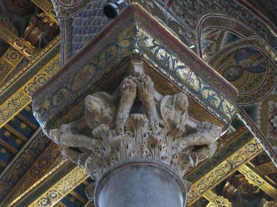 Duomo di Monreale: Красота в каждой детали.