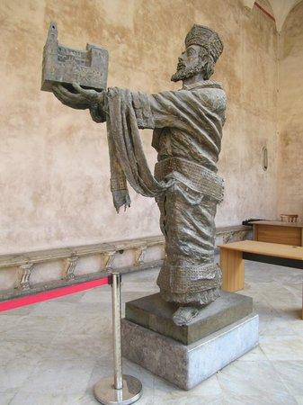 Duomo di Monreale: Коллега.
