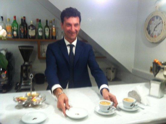 Borromeo Hotel: Gigi's exceptional hospitality
