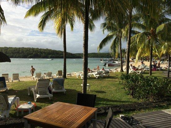 Shandrani Beachcomber Resort & Spa: Lagune