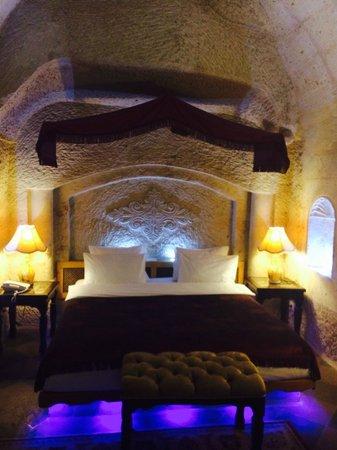Perimasali Cave Hotel - Cappadocia: Lyke Deluxe Odamız