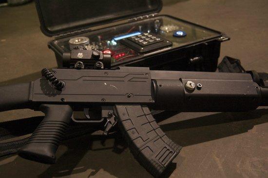 CMP Tactical Lazer Tag Des Moines
