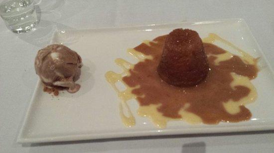 Blu Grill: Malva pudding