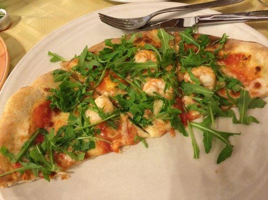 Restaurant Pizzeria Maruzzella: Maruzzella pizza