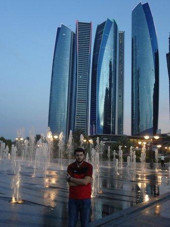 Jumeirah at Etihad Towers : so beautiful